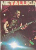Metallica - 'Jason on Stage' Sticker